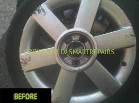 Alloy Wheel Repair Before3