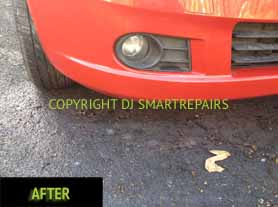 Car Dent Repair After