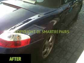 Car Scratch Repair After2