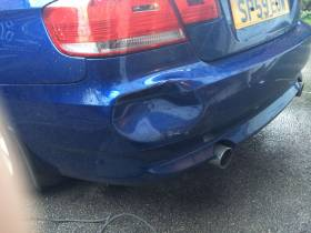 BMW Mobile Car Bumper Scuff Dent Repair Salford