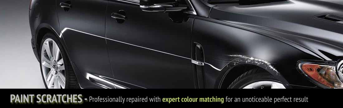 paint scratch repair